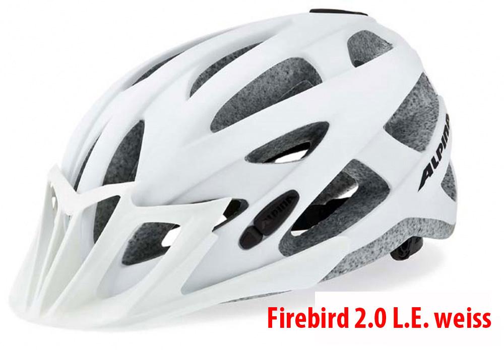 alpina fahrradhelm mythos firebird 2 0 le spice fb2 0 ebay. Black Bedroom Furniture Sets. Home Design Ideas